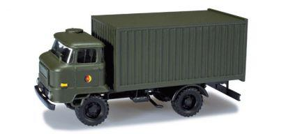 Herpa 744126 IFA L60 Koffer-LKW NVA