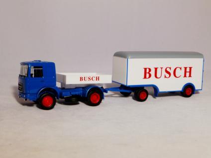 Herpa 911665 Roman Diesel Zirkus Busch