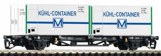 Piko 47714 Containertragwagen Kühlcontainer