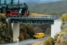 Auhagen 11365 Fachwerkbrücke