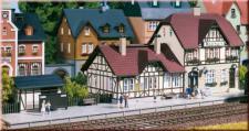 Auhagen 13321 Bahnhof Moorbach