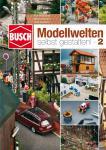 Busch 999812 Bastelheft Modellwelten 2