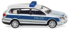 Wiking 093506 Polizei VW Passat B6
