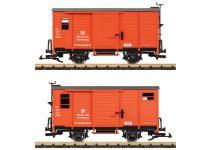 LGB 46357 Feuerlöschzug-Gerätewagen DR
