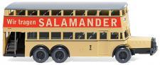 Wiking 097303 Berliner Doppeldeckerbus