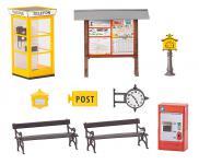 Pola 331745 Bahnhofs-Zubehör
