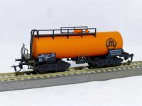 BTTB 5416 Kesselwagen Schwedt der DR