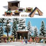 Busch 1183 Wald-Weihnachtsmarkt