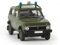Brekina 27213 Lada Niva Bereitschaftspolizei