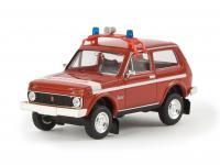 Brekina 27217 Lada Niva Feuerwehr