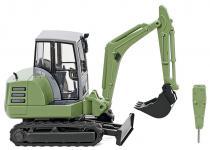Wiking 065805 Mini-Bagger HR 18