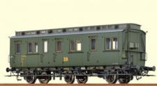 Brawa 45461 Abteilwagen B3u der DR