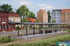 Auhagen 14481 Bahnsteig