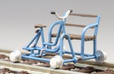 Kres 22200 Bausatz für Schienenfahrräder