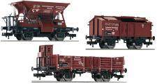 Fleischmann 550504 Güterwagenset der DRG