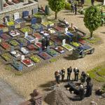 Busch 1090 Friedhof