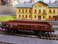 Roco 46011 Niederbordwagen der DB