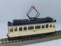 BeKa 46000 MAN Straßenbahn Dresden