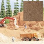 Busch 7523 Quarzsand braun