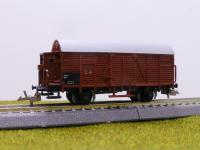 Zeuke 545/488 Gedeckter Güterwagen DR