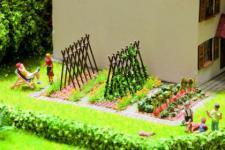 Noch 14200 Laser-Cut minis Bohnenstangen