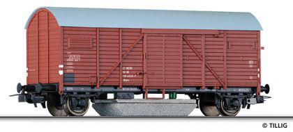 Tillig 76870 Schienenreinigungswagen DR