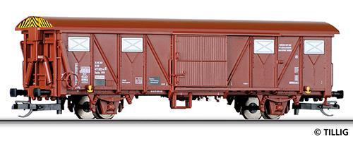 Tillig 17153 gedeckter Güterwagen DR