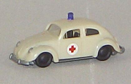 VW Käfer Notarztwagen