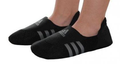 Indoor Schuhe adidas SH1G schwarz/grau - Vorschau 2