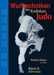 Wurftechniken des Kodokan Judo, Band 2, Ashi-Waza