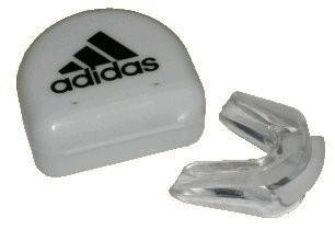 Adidas Zahnschutz Double für Ober- und Unterkiefer