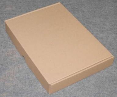 20 Stück Versandkarton ca. 330 x 242 x 45 mm, 1wellig, Maxibrief - Vorschau 1