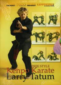 DVD: TATUM - FREE STYLE KENPO KARATE (424) - Vorschau