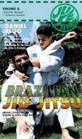 DVD: REGO - BRAZILIAN JIU JITSU VOL. 2 (289) - Vorschau