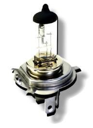 Qualitäts Halogenlampe für Kfz Scheinwerfer H4 12V 100/80W - Vorschau