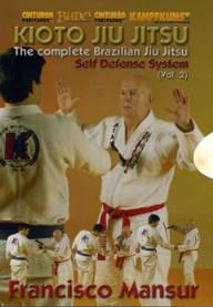 DVD: MANSUR - KIOTO JIU JITSU SELF DEFENSE VOL. 2 (293) - Vorschau