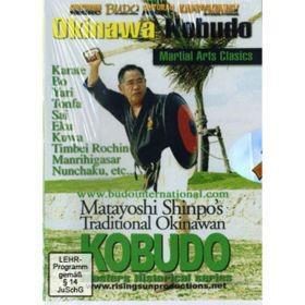 DVD DI MATAYOSHI: OKINAWA KOBUDO (487) - Vorschau