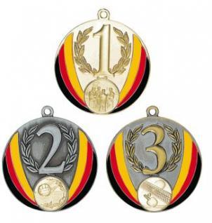 Medaille Deutschland 7 cm - Vorschau 1