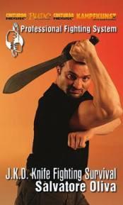 DVD:OLIVA-J.K.D. KNIFE FIGHTING SURVIVAL (34)