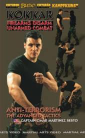 DVD:MARTINEZ-KOKKAR ANTI TERRORISM ADVANCED (78)