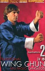 DVD: CANGELOSI - TRADITIONAL WING CHUN VOL.2 (59)