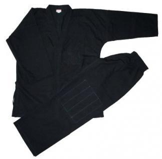 Ju-Jutsu / SV Anzug 12 OZ schwarz