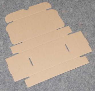 20 Stück Versandkarton ca. 160 x 113 x 42 mm, 1wellig, Maxibrief - Vorschau 2