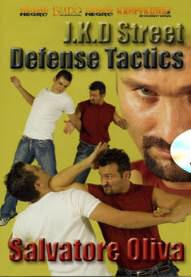 DVD: OLIVA - J.K.D STREET DEFENSE TACTICS (302) - Vorschau