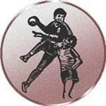 Emblem Handball/Herren, 50mm Durchmesser - Vorschau 2