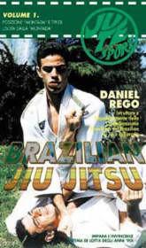 DVD: REGO - BRAZILIAN JIU JITSU VOL.1 (288) - Vorschau