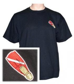 T-Shirt Flosse - Vorschau 1