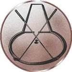 Emblem Minigolf, 50mm Durchmesser - Vorschau 1