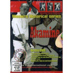 DVD DI AKAMINE: MASTERS HISTORICAL SERIES (488)