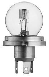 Qualitäts Lampe für Kfz Scheinwerfer Bilux 12V 45/40W - Vorschau